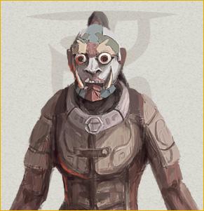 Concept Art by John Soegiarto, Soegiarto Productions